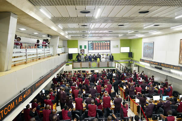 NSE Nigerian Stock Exchange NSE 1