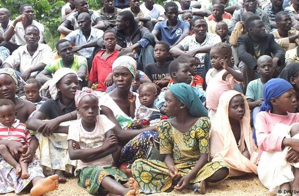 Image result for Kaduna govt centralises  all camps for IDPs