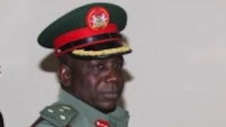 Brigadier General Sule Kazaure