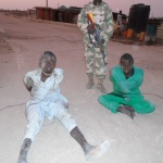 Soldiers and Boko Haram