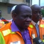 Michael Akindele, LASEMA GM