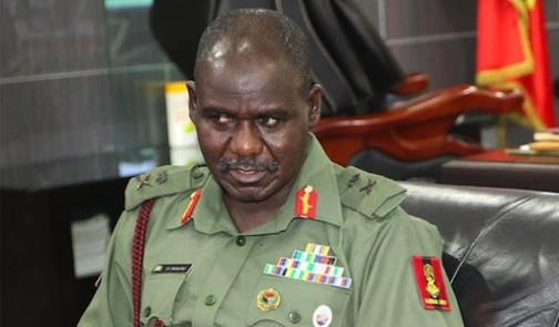 Boko Haram Fighters Surrender - Army