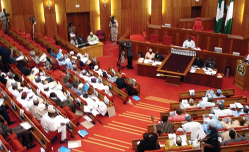 Northern, South East Senators Clash because of Operation Python Dance
