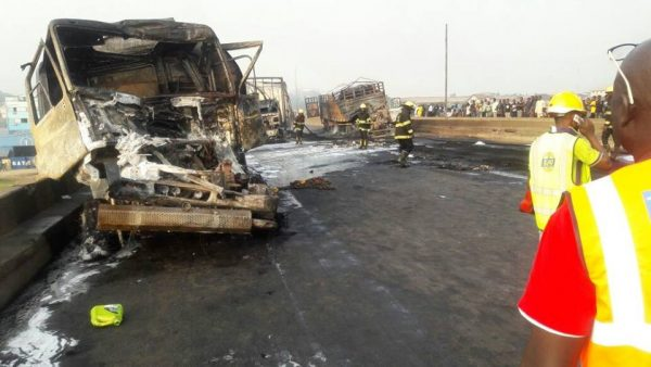 Man killed in Lagos-Ibadan Expressway accident – The Eagle