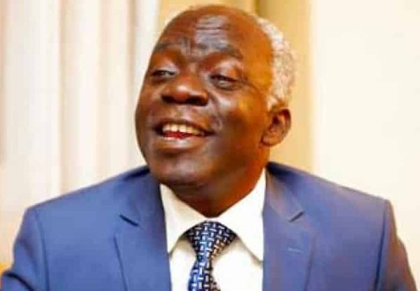 Image result for What I want from Federal government on his birthday. – Falana