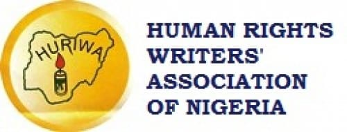 HURIWA, Human Rights Writers Association of Nigeria