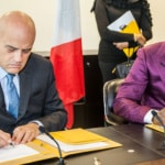 MOU Signing Ceremony Picture 1