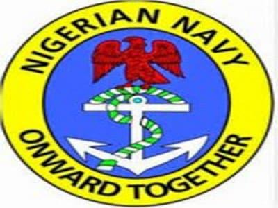Navy In Delta Hands Over Vessel Nine Suspects To Efcc