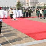 PIC 7 2017 ARMED FORCES REMEMBRANCE DAY CELEBRATION IN ABUJA
