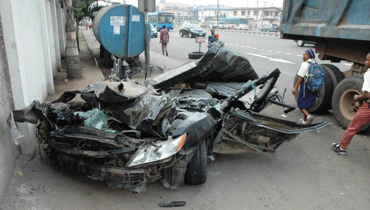 Image result wey dey for accident happened in nigeria