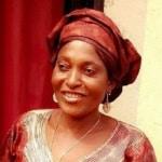 Solomon Dalung's wife