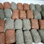 parcels of methamphetamine