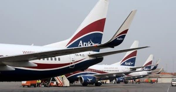 Arik Air gets IATA Ground Operations Certificate – The Eagle
