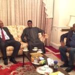 Buhari and National Assembly 1