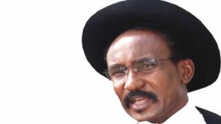 Colonel Dangiwa Umar