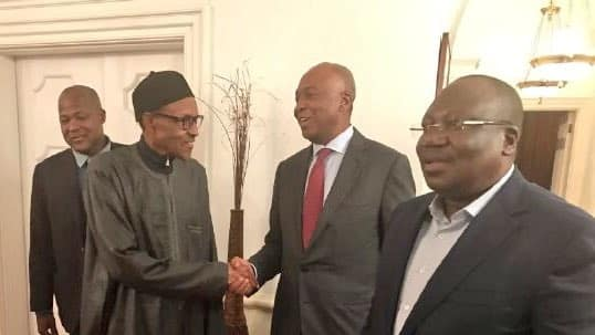 File-Buhari-receiving-Saraki-Dogara-and-Lawan-last-week-in-Abuja-house-London-e1487586568199.jpg