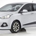 Hyundai Grand Xcent sedan
