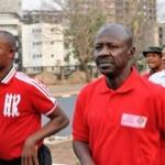 Ibrahim Magu at anti-corruption walk