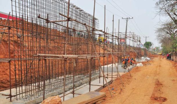 Expansion of Lagos-Ibadan bridge begins