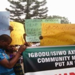 Lagos farmers protest