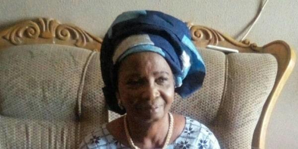 Late Mrs Racheal Olayinka