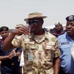 PIC.20. ARMY INAUGURATES RENOVATED BOREHOLE AT BAKASSI IDPS CAMP IN MAIDUGURI