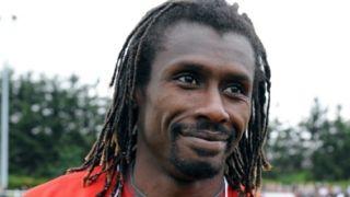 Coach Aliou Cissé
