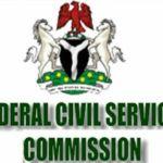 FCSC, Federal Civil Service Commission