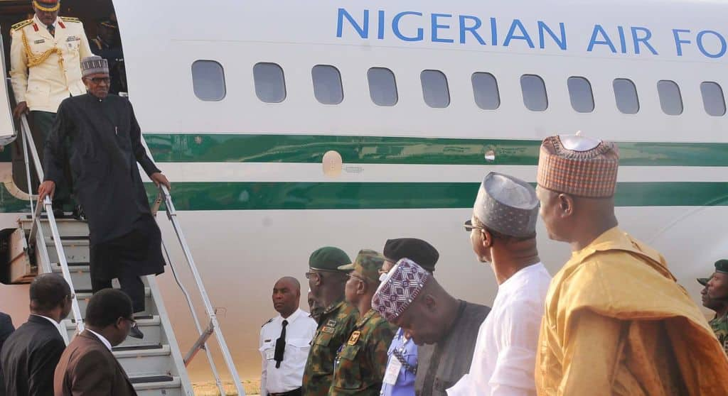 PIC.1.-PRESIDENT-BUHARI-RETURNS-FROM-MEDICAL-VACATION-IN-THE-U.K-2-e1489207265626-1024x558.jpg