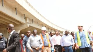 Image result for I'm being frustrated fixing Oshodi-Airport road - Ambode