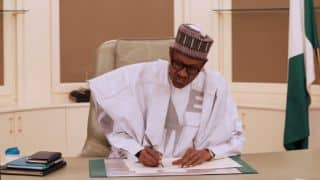 President Buhari resumes 4