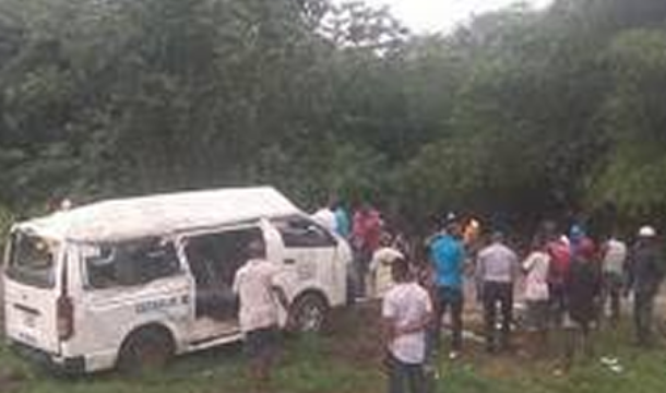 Four principals die in road accident