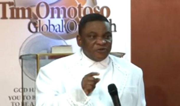 Nigerian pastor to spend 12 days in South African prison for sexual assault, human trafficking