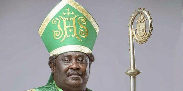The Most Revd J.O. Akinfenwa