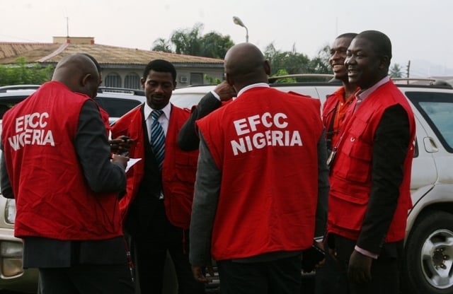 EFCC raids Sun Newspaper's office on 'orders from above'