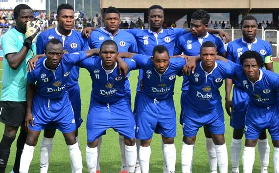 Image result for CAF Confederation: Aigbogun wary of Djoliba threat