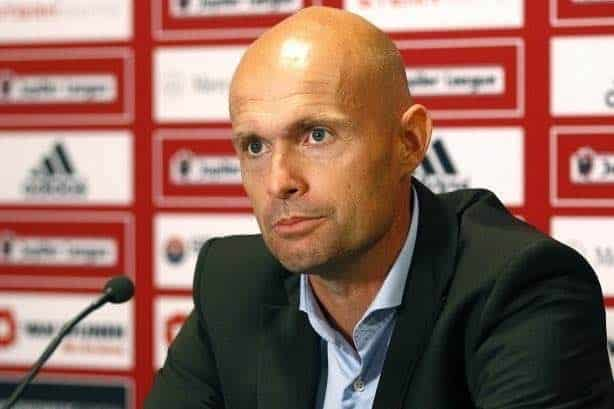 Ajax appoints Marcel Keizer as new coach to replace Bosz