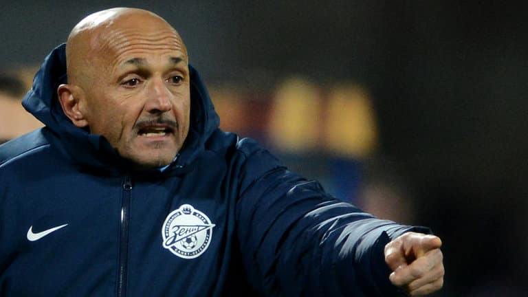 Inter Milan name Spalletti as new coach
