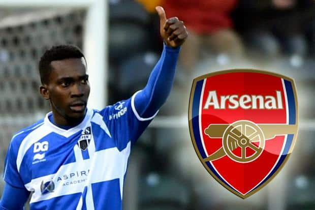 Arsenal, West Ham target Henry Onyekuru secures United Kingdom visa