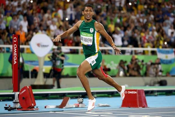 Van Niekerk ready to take over - Bolt
