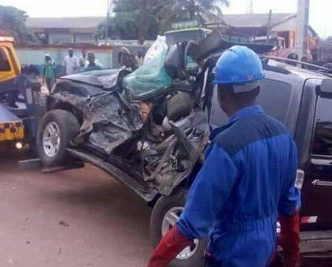 Lagos Council Chairmanship Aspirant Dies In Auto Crash