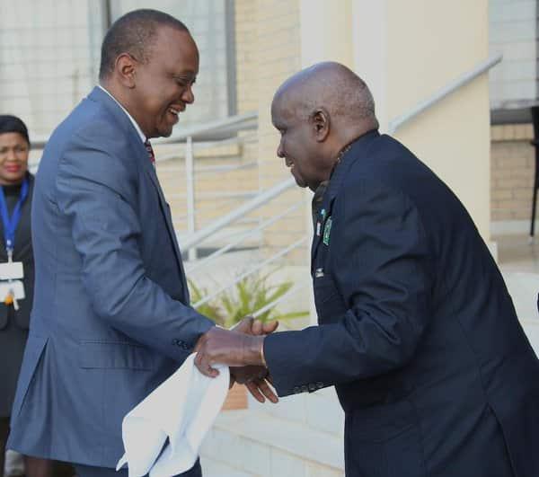 Ex Zambian President Kaunda hospitalised