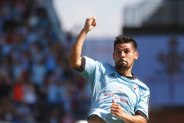 Sevilla sign Nolito from Manchester City on three-year contract
