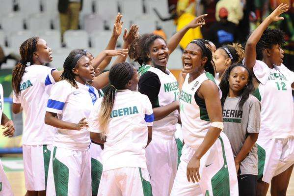 D'Tigress Heroine Akhotor Delighted With AfroBasket Q/Final Ticket