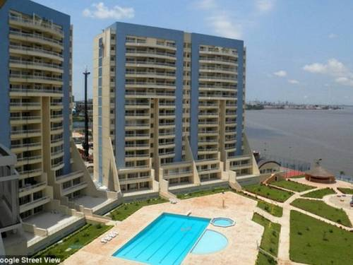 Diezani forfeits $37.5m Banana Island mansion to FG permanently