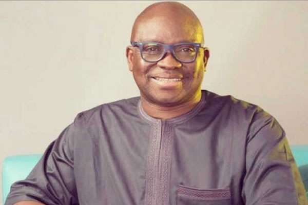 Image result for images of Ayodele Fayose