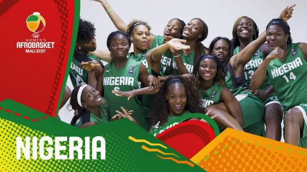 Nigeria's D'Tigress qualify for FIBA World Cup