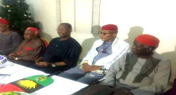 Kanu's IPOB withdraws threat to boycott Anambra election