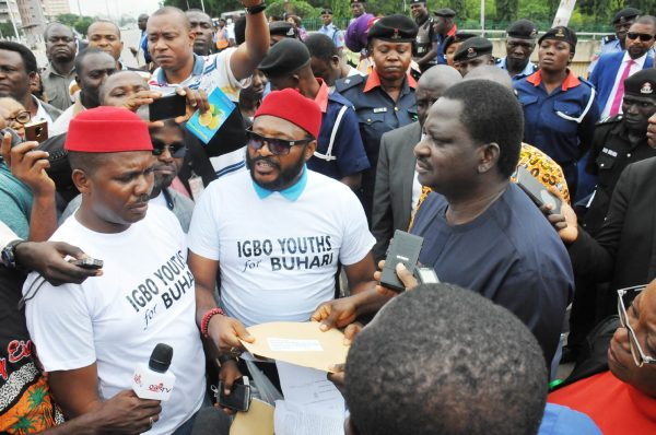 Presidency to IPOB/MASSOB: You are wasting your time, Nigeria remains one