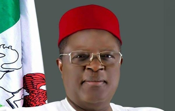 Governor David Umahi 6